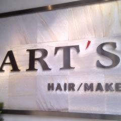 ART'S HAIR/MAKE