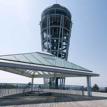 江の島展望灯台サンセットテラス