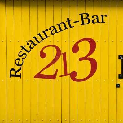 Restaurant‐Bar 213