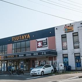 TSUTAYA JRF村岡店