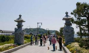 Entrance to Enoshima