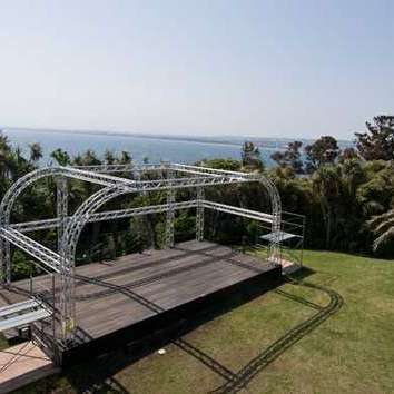 Enoshima Lighhouse Stage