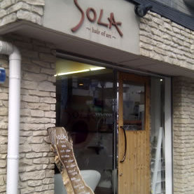 hair of art SOLA