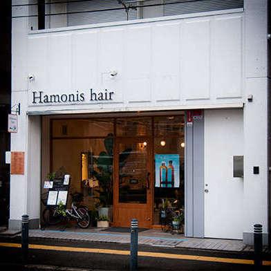Hamonis Hair