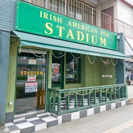 IRISH PUB STADIUM