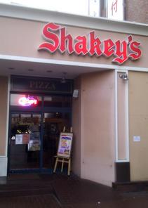Shakey's Pizza Chigasaki