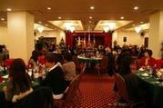 チャリティー・クリマスパーティーを開催しました。