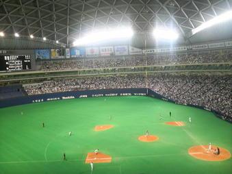 名古屋ドームの…