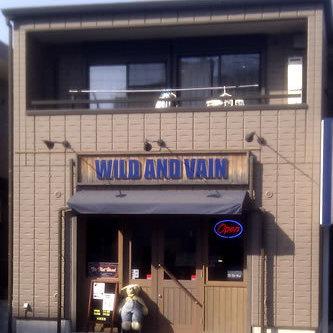WILD AND VAIN